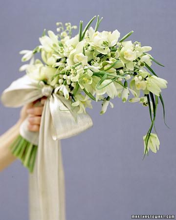Белый букет надежды свадебные цветы