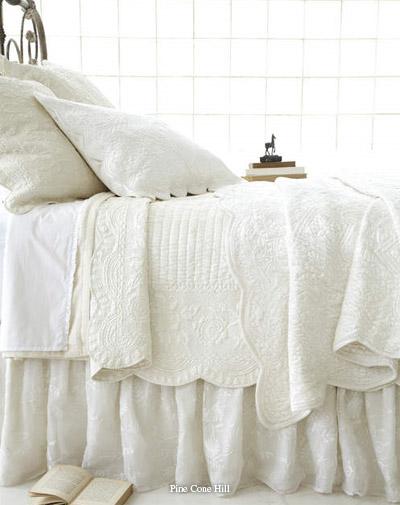 cadar pengantin putih, white layers of bedlinen