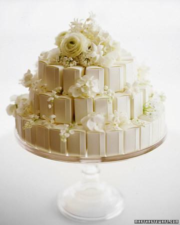 kotak berkat kek, wedding favor cake
