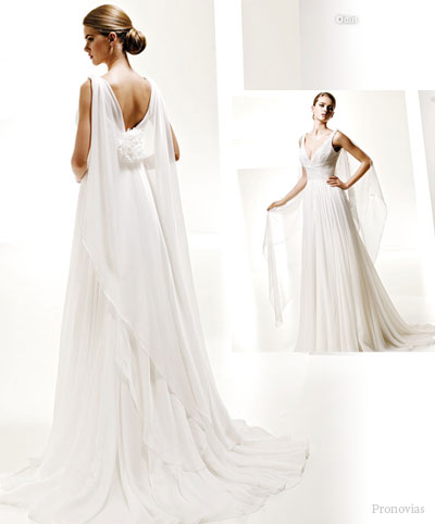 Western Style Wedding Dresses on Wedding Dress Collection     Pronovias  La Sposa  Manuel Mota