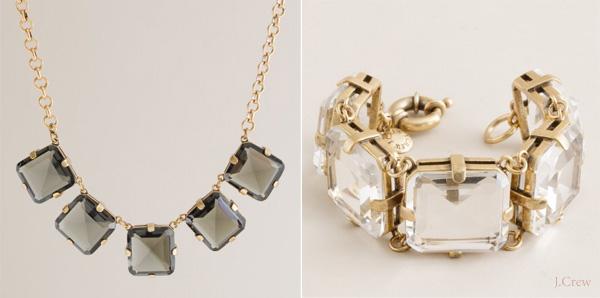 Bridal Jewelry JCrew Wedding Inspirasi