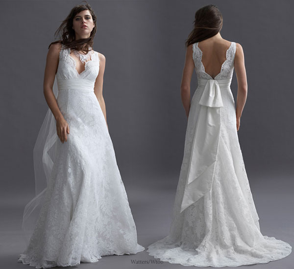 Wedding Gown Dress Patterns: Wedding Dress Collection – Watters