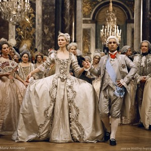 kirsten dunst wedding costume in marie antoinette movie