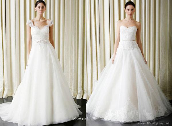 vera wang wedding dresses 2010. Wedding dress from Monique
