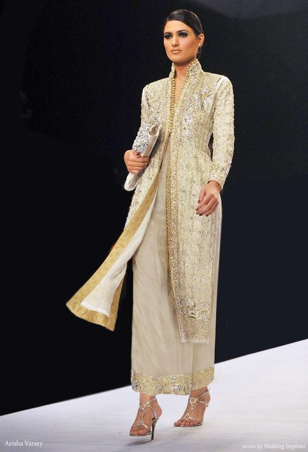 Aeisha Varsey (Aisha Varsi) inspired wedding dress remix and edited by