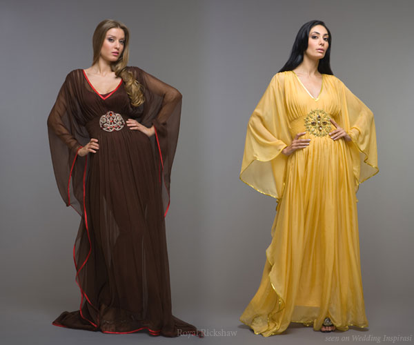 Cheap kaftan dresses
