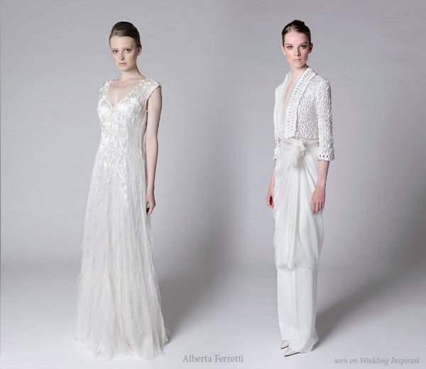 Pronuptia wedding dresses pant suits suits and pants for Dress pant outfits for wedding