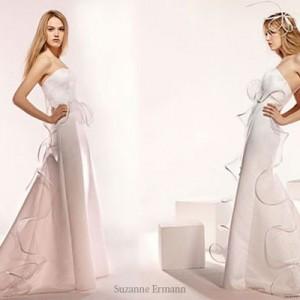 Suzanne Ermann wedding gowns