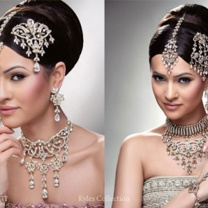 Wedding jewellery - hair accessories, necklace, earrings, rings and more
