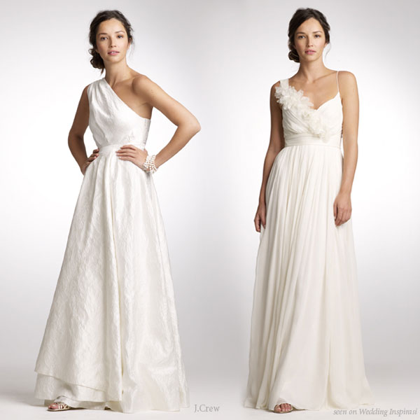 J Crew Wedding Dresses.J Crew Wedding Spring 2010 Preview Wedding Inspirasi