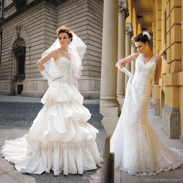 Paris Wedding Gowns: Pronuptia Wedding Dresses