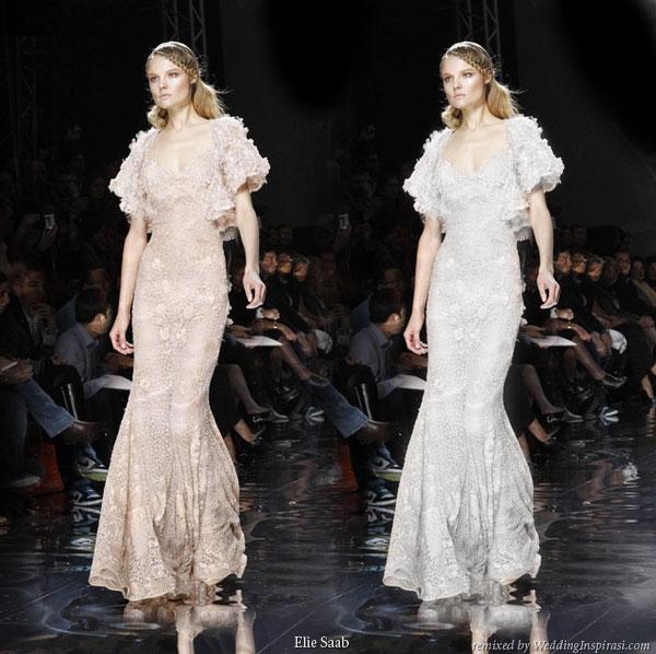 elie saab wedding dresses 2010. Dream Elie Saab bridal gown