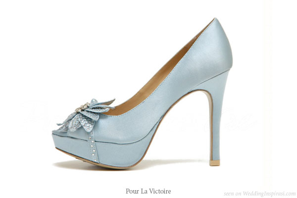 shoes pour la victoire Wedding Shoes Ooh La La Pura Lopez
