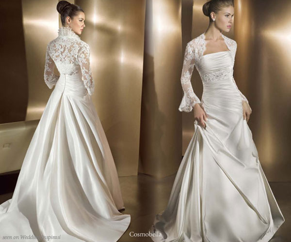 wedding dress jackets and shrugs 35