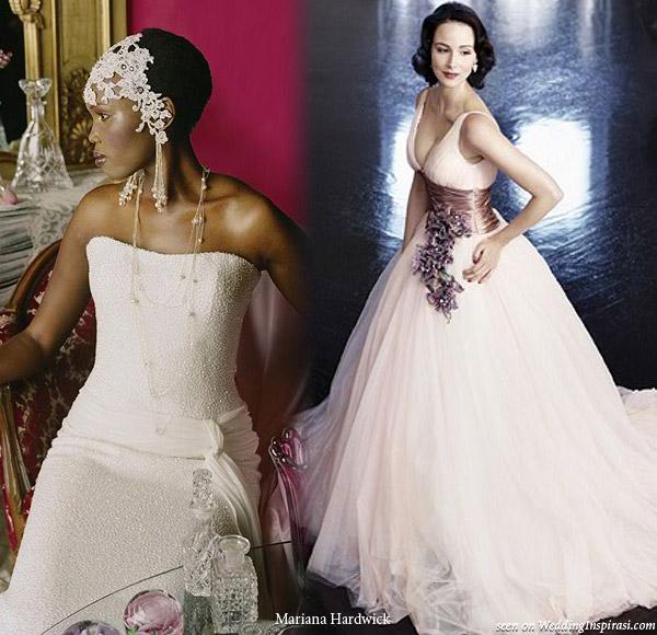Classics wedding gown from Australian designer Mariana Hardwick