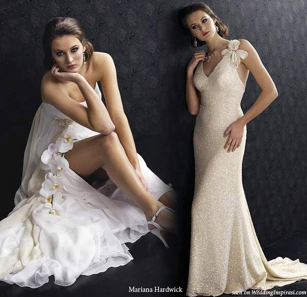 Australian bridal designer Mariana Hardwick wedding dresses from Garden of Earthly Delights collection