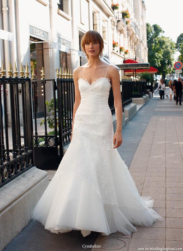 Cymbeline Paris 2010 Bridal Collection Wedding Inspirasi