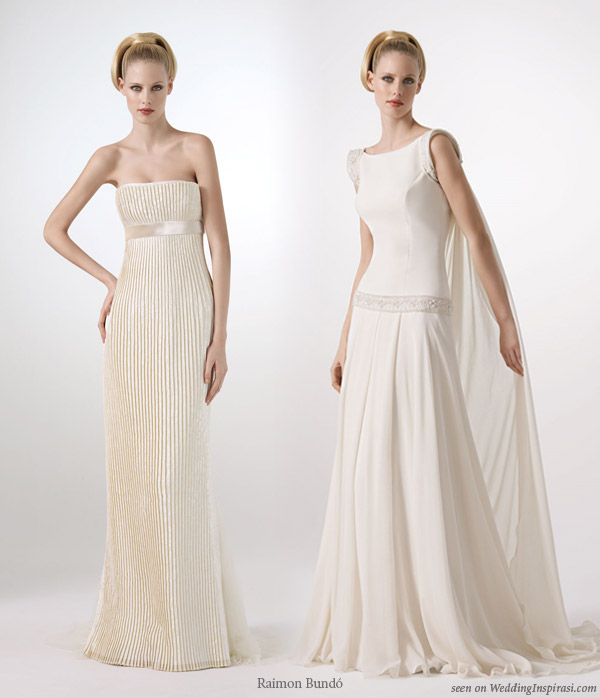 Raimon Bundo Wedding Dresses