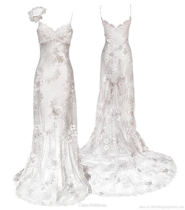 Brand-new Claire Pettibone Cherry Blossom 2010 Bridal Collection | Wedding  QK97