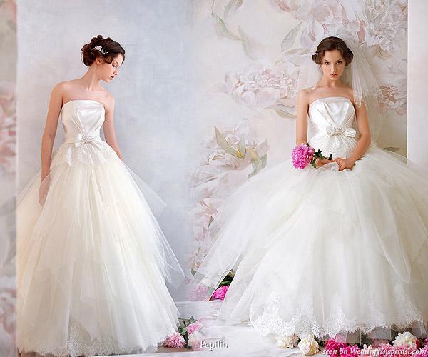 Papilio 2010 Nymph Wedding Dresses Collection | Wedding Inspirasi