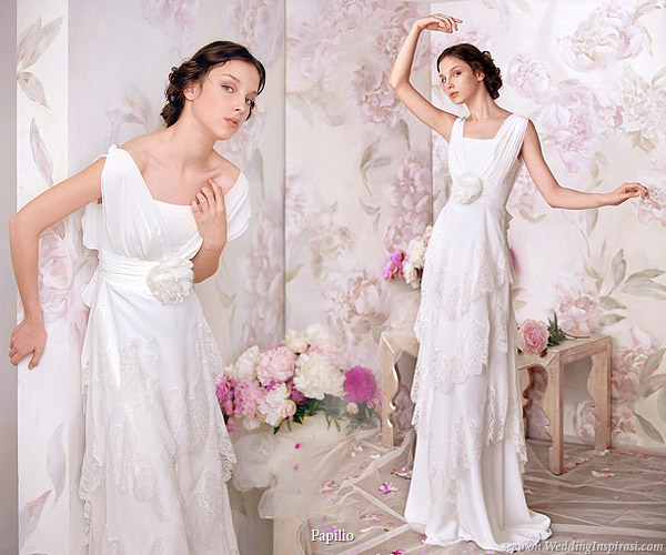 Nuptial alternatives - Unique and different styles for your big day