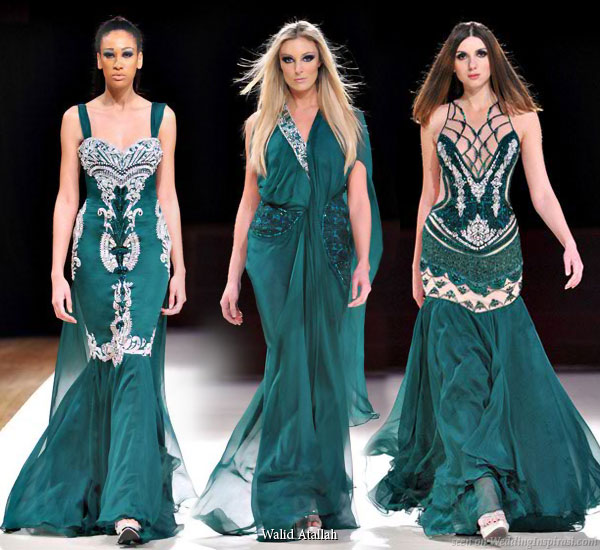 Walid Atallah New York Couture Collection 2010