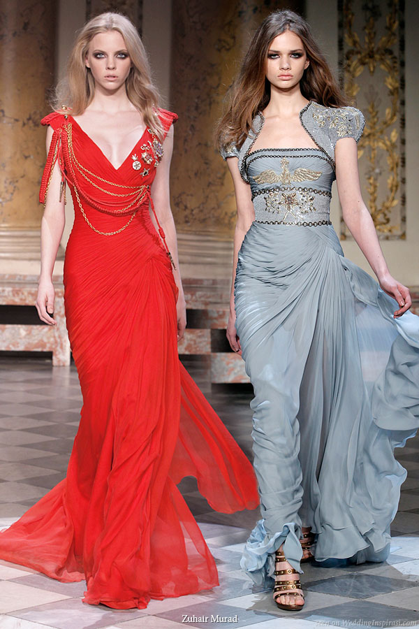 Zuhair Murad Couture Spring/Summer 2010 | Wedding Inspirasi
