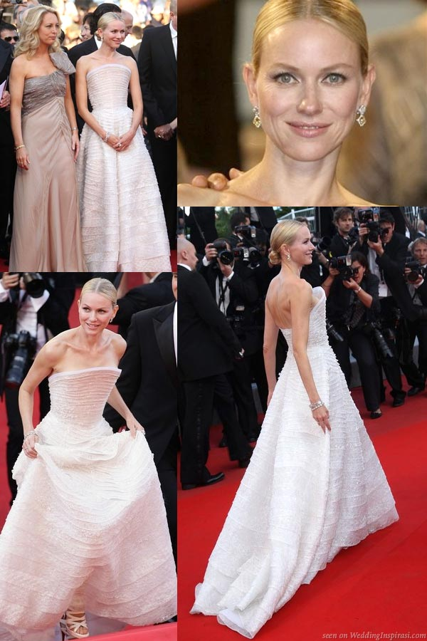 naomi watts dresses. Actress Naomi Watts at the