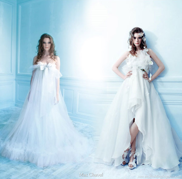 Max Chaoul Couture 2010 Bridal Collection