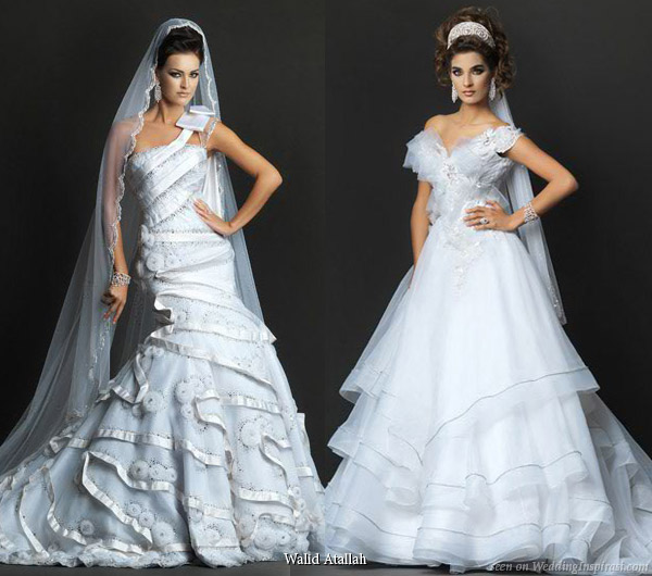 Wedding Gowns New York : Walid atallah new york couture collection wedding