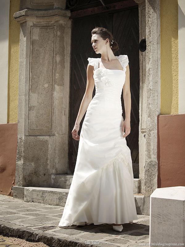 Illi Tulle 2010 Bridal Collection Wedding Inspirasi