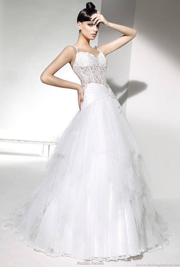 Patrizia Ferrera 2011 Wedding Gowns