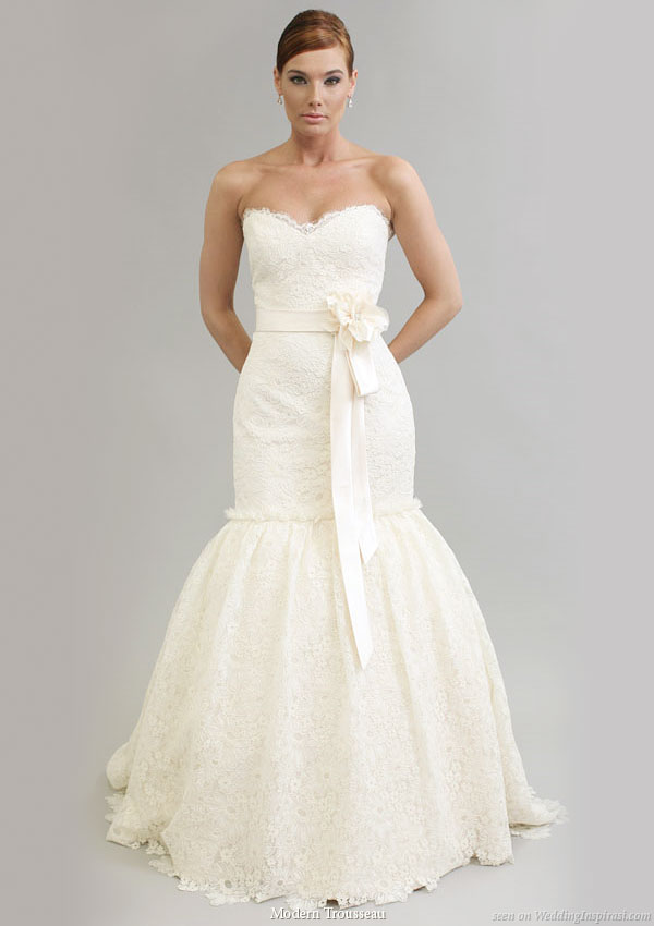 wedding dresses 2011. Classy wedding gowns from