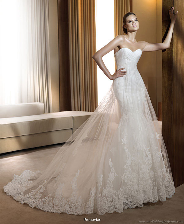 Wedding Dresses Sheer Sleeves 46