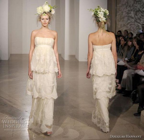 Douglas Hannant 2011 Bridal Gown Collection | Wedding Inspirasi
