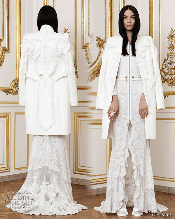 Haute Couture Wedding Gown: Givenchy Fall 2010 Haute Couture Collection