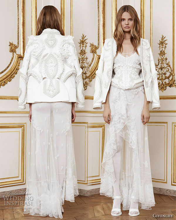 Alabaster Wedding Dress 98 Perfect Givenchy Fall Haute Couture