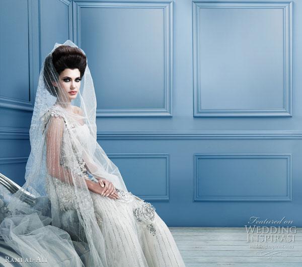 Rami Al Ali Wedding Collection Spring Summer 2010 Inspirasi