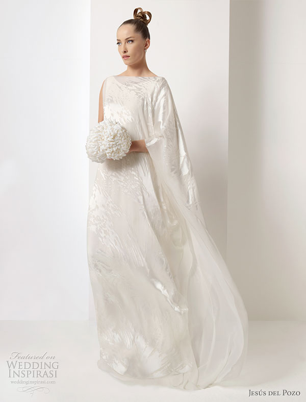 Jess Del Pozo Wedding Dress 2011 Collection Wedding Inspirasi