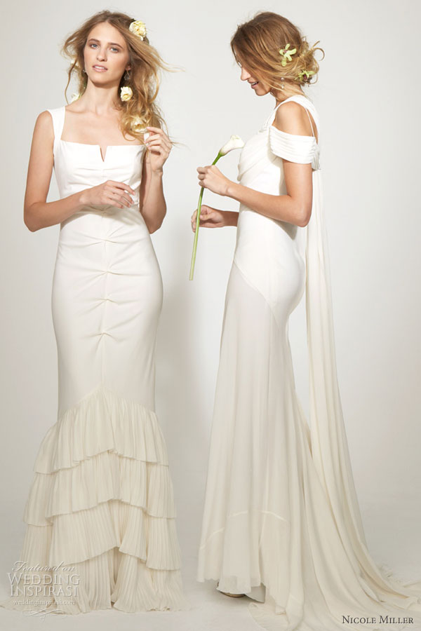 Nicole Miller Bridal Collection | Wedding Inspirasi