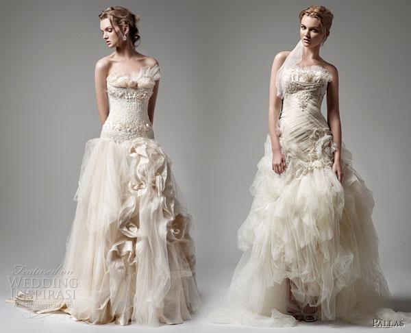 Couture Wedding Dresses - Bridal Dresses - Weddingdressesoutlets.com
