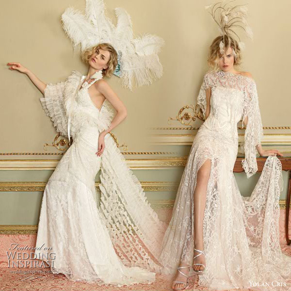 Wedding Dresses Yolan Cris