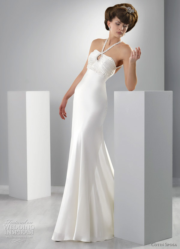 2011 wedding dresses by Cotin Sposa bridal collection