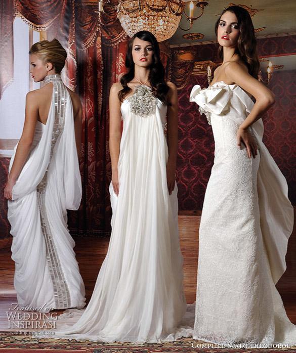 Complice Stalo Theodorou Wedding Gowns
