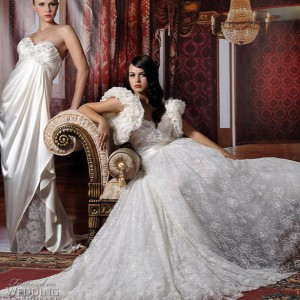 Complice Stalo Theodorou wedding dresses - 2010 wedding gown collection
