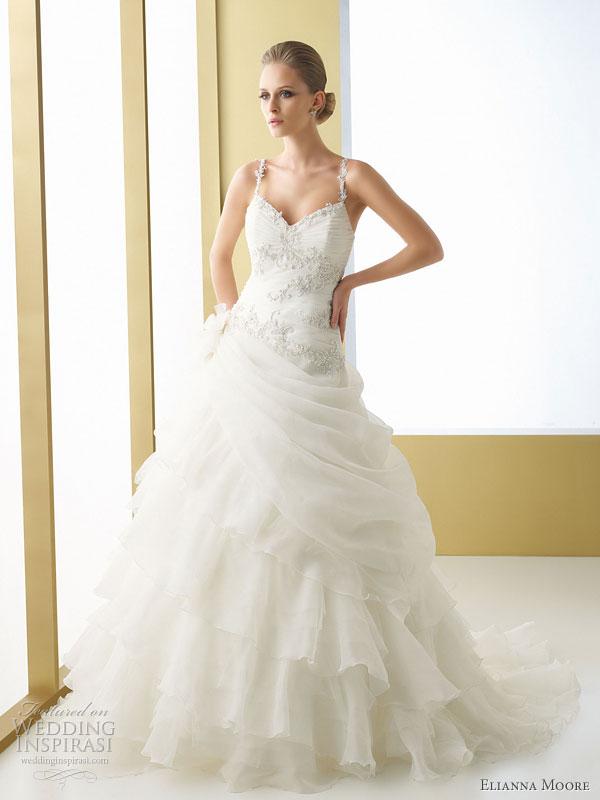 elianna moore 2011 wedding gowns - Gelinlik Modelleri