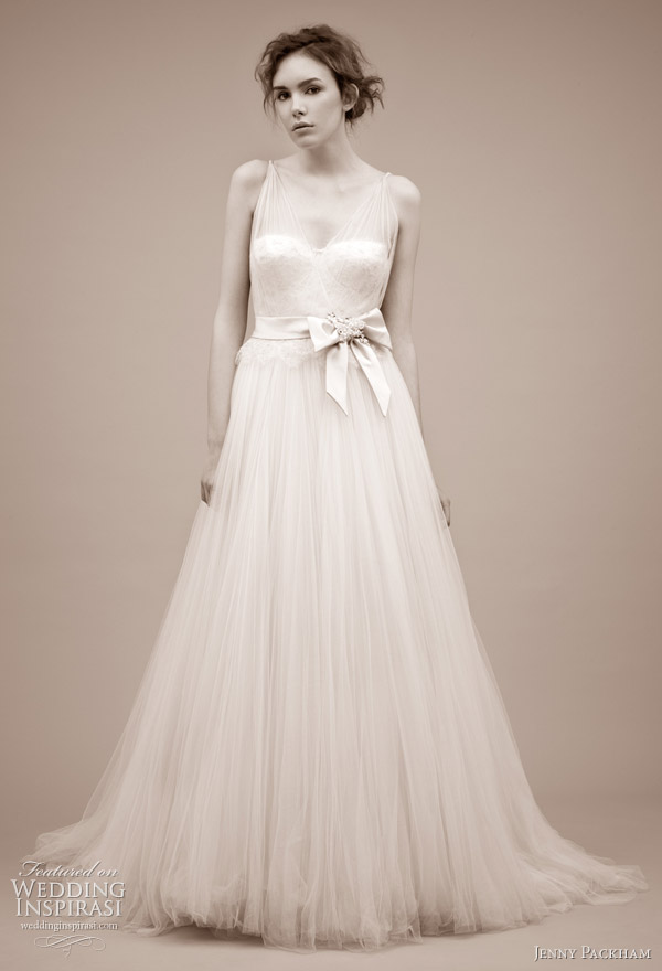 Jenny Packham wedding dresses 2011 bridal gown collection -- Ceres