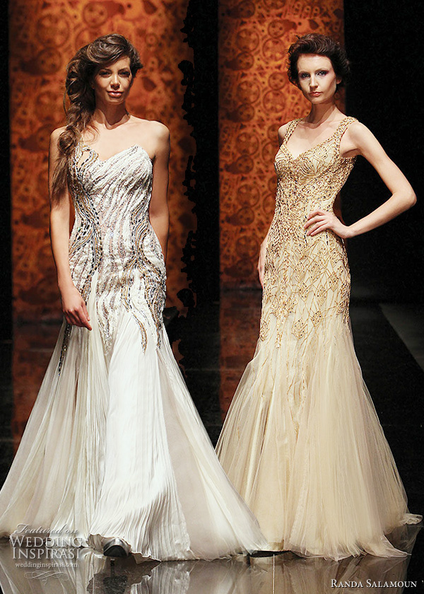 Trendy Evening Gown 2011