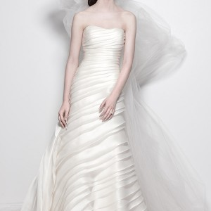 Sahara wedding gown from Watters Spring 2011 bridal collection