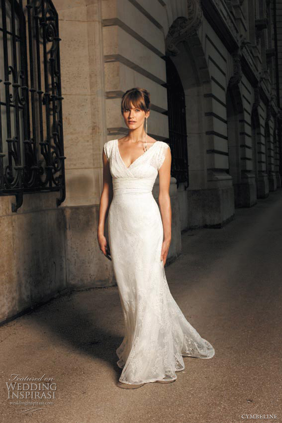 Image Name: Cymbeline bridal collection 2011 wedding gown - Eleonor ...